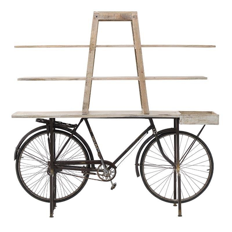 Bike Bookcase
