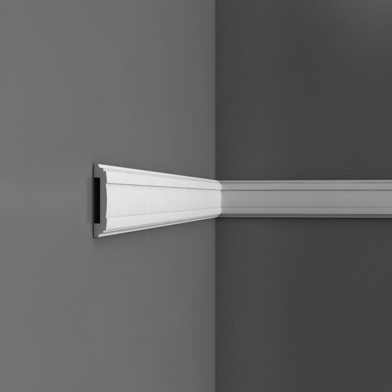 Panel moulding PX102 H 7.9 x d 1.6 cm