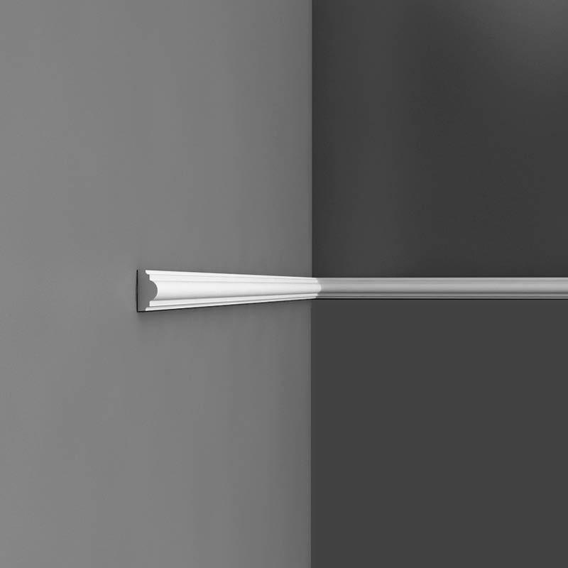 Panel moulding PX103 H 2.5 x d 1.2 cm