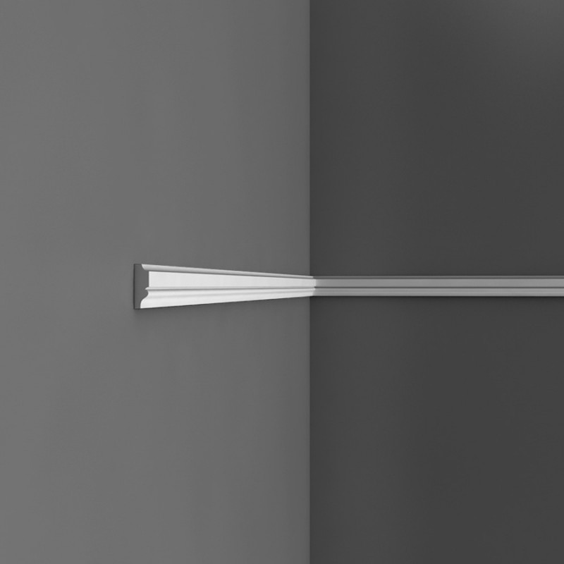 Panel moulding PX116 H 3.1 x d 1 cm