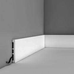 Plinta  DX163-2300 H 10.2 x l 1.3 cm