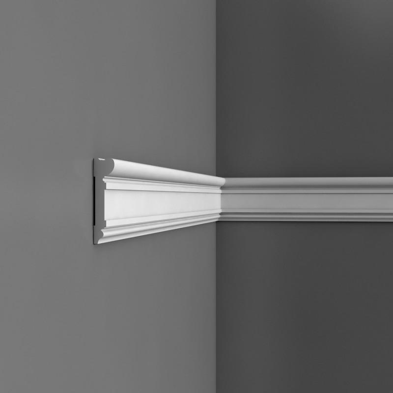 Panel moulding DX119-2300 H 9.2 x d 2.2 cm