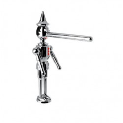 Baterie lavoar Pinocchio crom