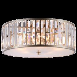 Plafoniera Moscova auriu sampanie Ø55 cm