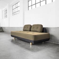 Canapea fixa STOMP Grey