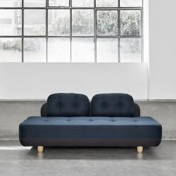 Canapea fixa STOMP Blue