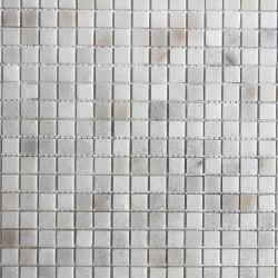 Mozaic marmura alb-gri MST019
