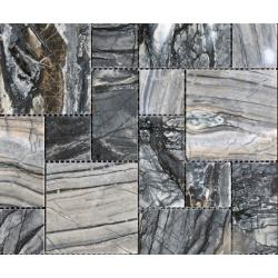 Mozaic Piatra Naturala Gri S017