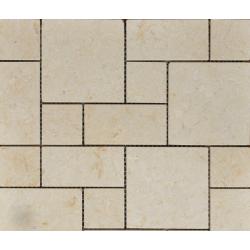 Mozaic Piatra Naturala Bej S018