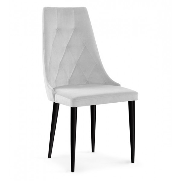 Caren black chair
