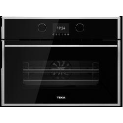 Cuptor compact, combi cu aburi TEKA HLC 847 SC negru