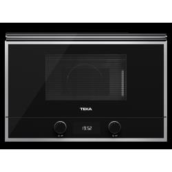 Cuptor incorporabil microunde + grill Teka ML 822 BIS L/R negru