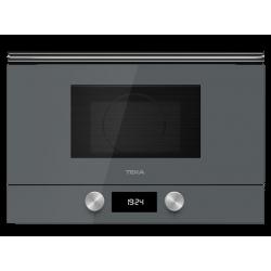 Cuptor incorporabil microunde + grill Teka ML 8220 BIS L ST gri piatra