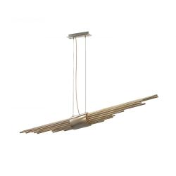 Lustra moderna Streamline 100x9 cm