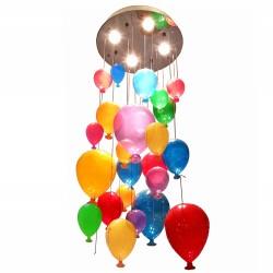 Lustra moderna pentru copii Balloons S2 Ø80 cm