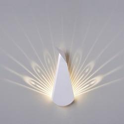 Aplica alba cu LED Paw