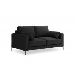 Canapea cu tapiterie textila Jade, 2 locuri