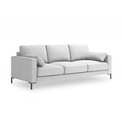 Canapea cu tapiterie textila Jade, 3 locuri