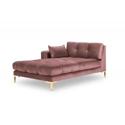 Canapea tip lounge tapiterie cu aspect catifea Mamaia