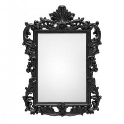 Oglinda de perete clasica cu rama neagra Royal