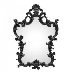 Oglinda de perete cu rama neagra Cinder
