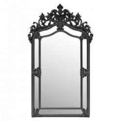 Oglinda de perete cu rama neagra Spell