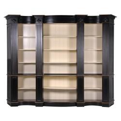 Biblioteca clasica neagra Brigitte