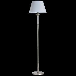Lampadar Siena nichel