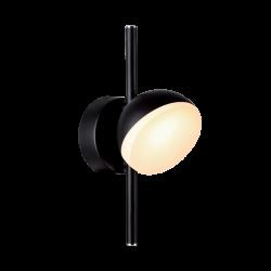 Aplica cu LED Olivia negru