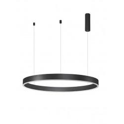 Lustra Motif negru Ø100 cm
