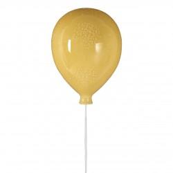 Aplica copii Wonderland balon galben