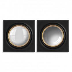 Set 2 oglinzi decorative Mira