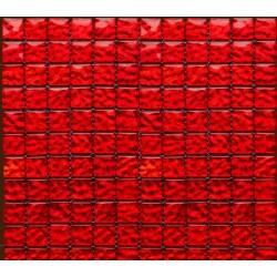 Mozaic rosu din sticla GL072