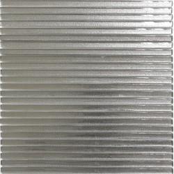 Mozaic argintiu din baghete sticla GL101