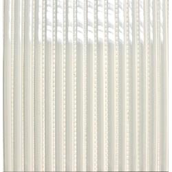 Mozaic alb din baghete sticla GL099