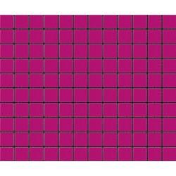 Mozaic din sticla roz-ciclam GL085