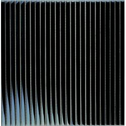Mozaic negru baghete sticla GL100