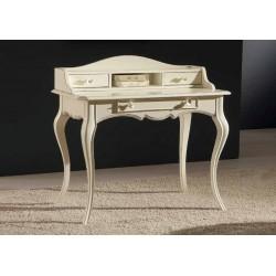 Birou clasic din lemn Luisa 105x56 cm