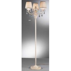 Lampadar clasic cu cristale Vivre 910/3
